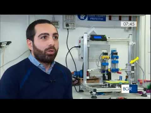 Embedded thumbnail for Buongiorno Regione Toscana - Robot, ricerca e Industria 4.0, 28 novembre 2017