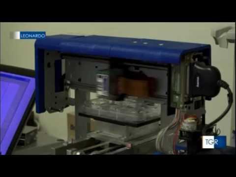 Embedded thumbnail for TG Leonardo, 4 aprile 2017 - stampa 3D di organi