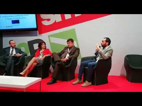 Embedded thumbnail for Il progetto UBORA a SMAU Bologna 2018