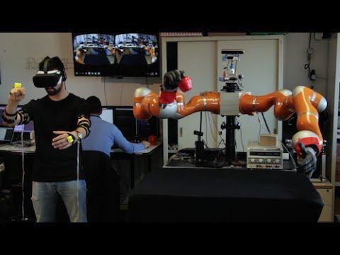 Embedded thumbnail for Raccontare la Ricerca - Soft Robotics al Servizio dell'Uomo