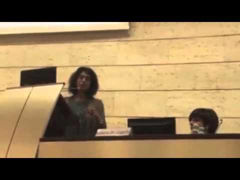 Embedded thumbnail for Convegno nazionale sul benessere animale. intervento della professoressa Arti Ahuwalia