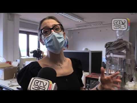 Embedded thumbnail for Un polmone artificiale per combattere il COVID - RTV 38