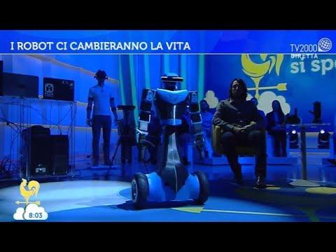 Embedded thumbnail for AlterEgo a bel tempo si spera - TV2000, 11 gennaio 2018